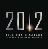Adam Lambert - Time for Miracles - Single
